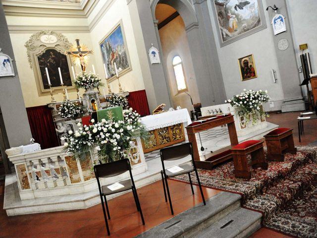 Il matrimonio di Benedetto e Linda a Pontedera, Pisa 33