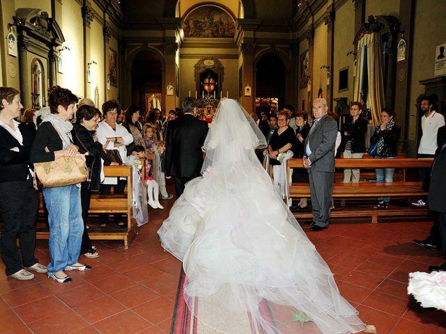 Il matrimonio di Benedetto e Linda a Pontedera, Pisa 40
