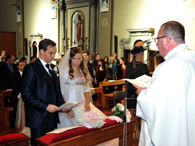Il matrimonio di Benedetto e Linda a Pontedera, Pisa 51