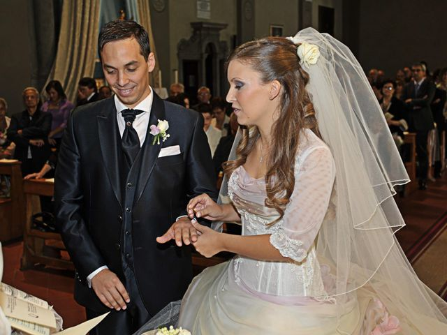 Il matrimonio di Benedetto e Linda a Pontedera, Pisa 56
