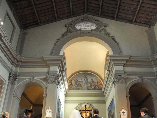 Il matrimonio di Benedetto e Linda a Pontedera, Pisa 60