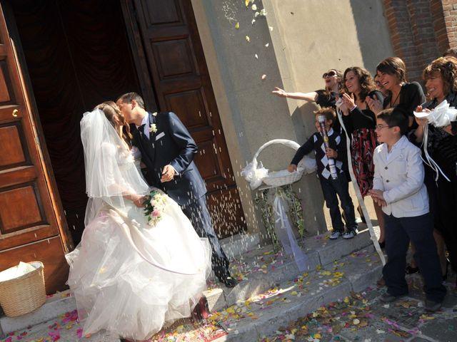 Il matrimonio di Benedetto e Linda a Pontedera, Pisa 70