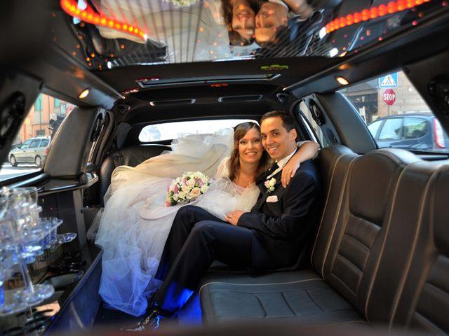 Il matrimonio di Benedetto e Linda a Pontedera, Pisa 79