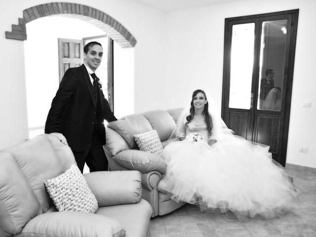 Il matrimonio di Benedetto e Linda a Pontedera, Pisa 82