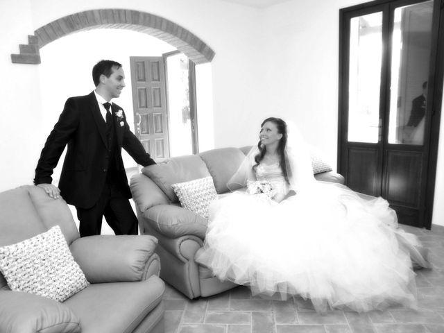 Il matrimonio di Benedetto e Linda a Pontedera, Pisa 83