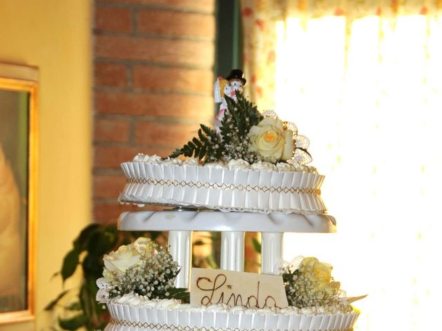 Il matrimonio di Benedetto e Linda a Pontedera, Pisa 104