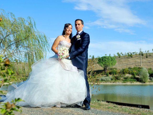 Il matrimonio di Benedetto e Linda a Pontedera, Pisa 1
