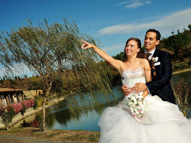 Il matrimonio di Benedetto e Linda a Pontedera, Pisa 118