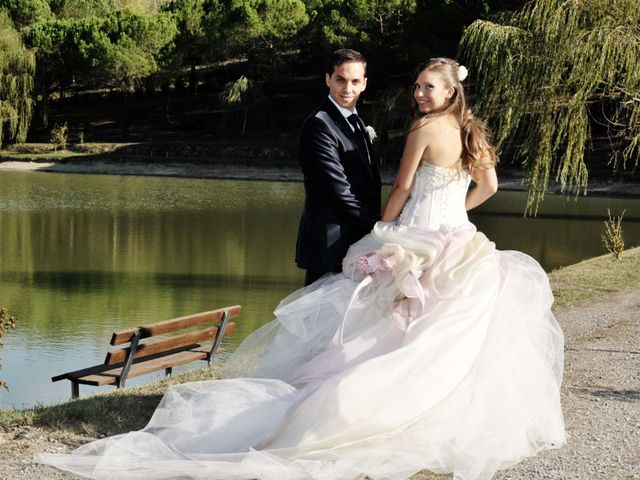Il matrimonio di Benedetto e Linda a Pontedera, Pisa 128