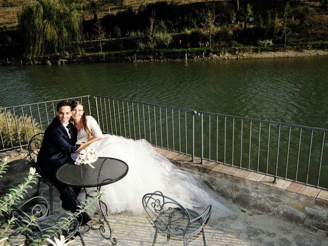 Il matrimonio di Benedetto e Linda a Pontedera, Pisa 132