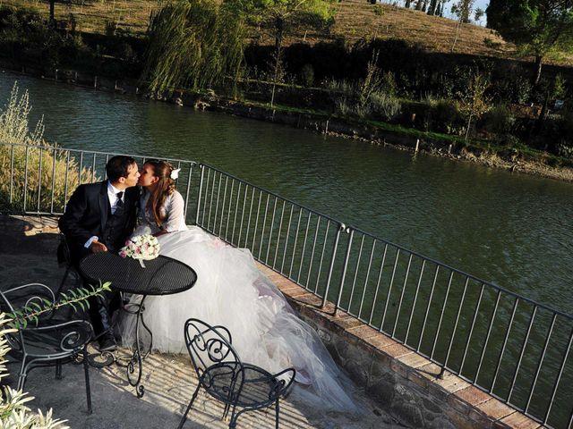 Il matrimonio di Benedetto e Linda a Pontedera, Pisa 133