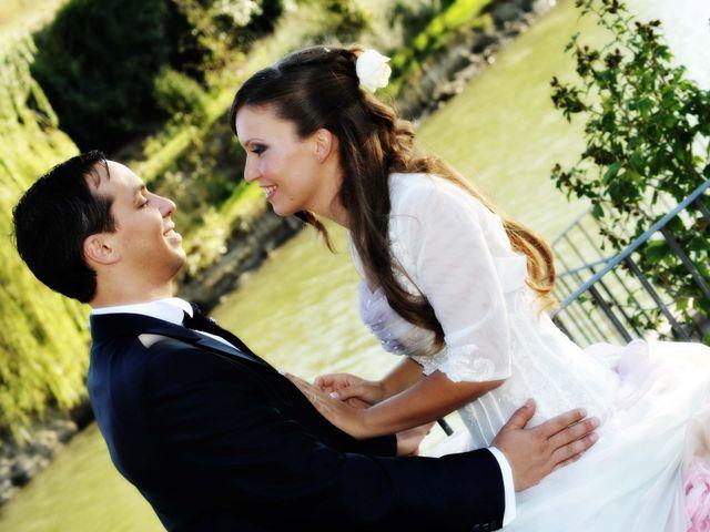 Il matrimonio di Benedetto e Linda a Pontedera, Pisa 134