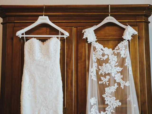 Il matrimonio di Aaron e Sarah a Mogliano, Macerata 11