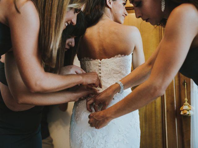 Il matrimonio di Aaron e Sarah a Mogliano, Macerata 12