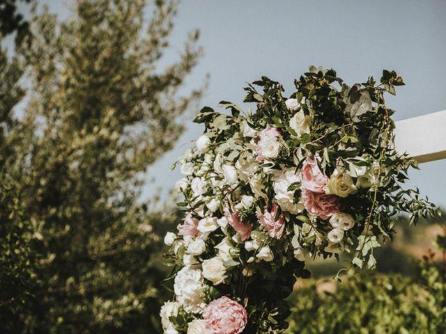 Il matrimonio di Aaron e Sarah a Mogliano, Macerata 20