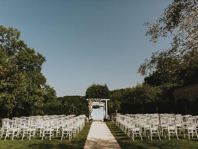 Il matrimonio di Aaron e Sarah a Mogliano, Macerata 22