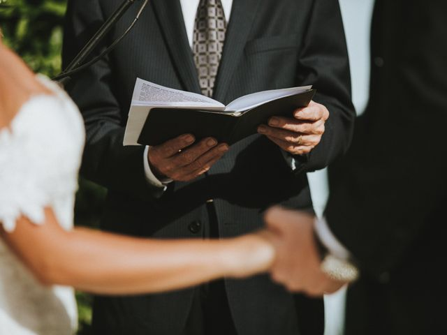 Il matrimonio di Aaron e Sarah a Mogliano, Macerata 25