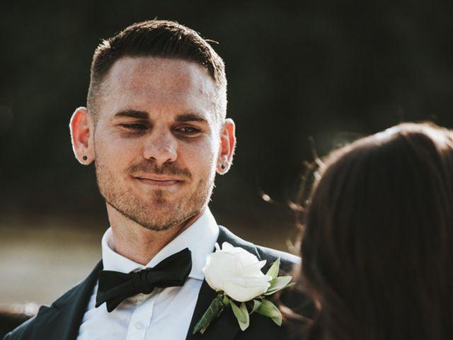 Il matrimonio di Aaron e Sarah a Mogliano, Macerata 26