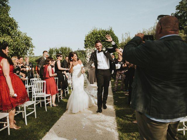 Il matrimonio di Aaron e Sarah a Mogliano, Macerata 29