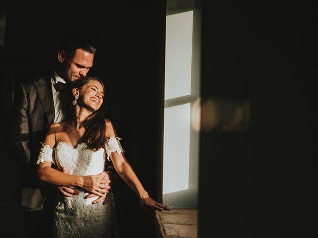 Le nozze di Sarah e Aaron