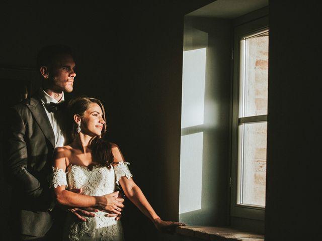 Il matrimonio di Aaron e Sarah a Mogliano, Macerata 33