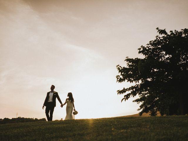 Il matrimonio di Aaron e Sarah a Mogliano, Macerata 35