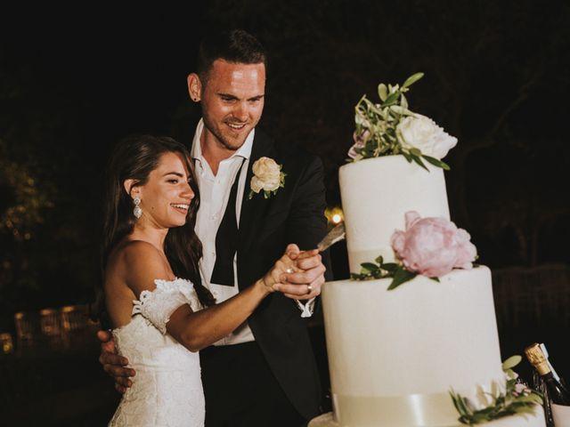 Il matrimonio di Aaron e Sarah a Mogliano, Macerata 42