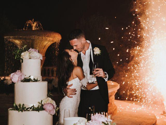 Il matrimonio di Aaron e Sarah a Mogliano, Macerata 43