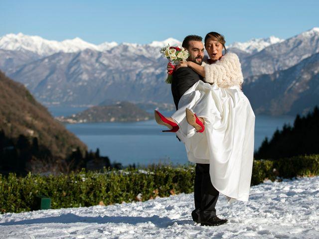 Le nozze di Simona e Omar