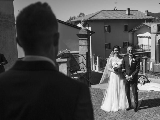 Il matrimonio di Mirco e Eleonora a Tradate, Varese 18