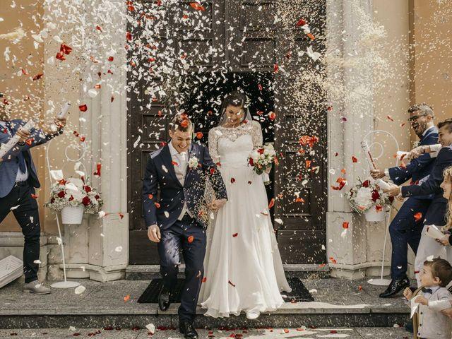 Il matrimonio di Mirco e Eleonora a Tradate, Varese 1
