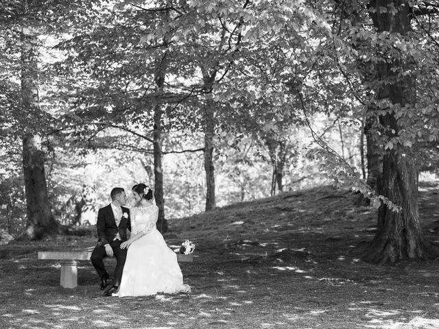 Il matrimonio di Mirco e Eleonora a Tradate, Varese 28