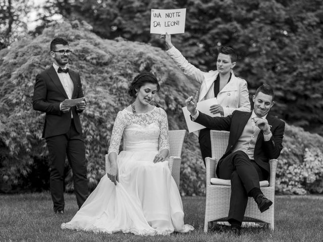 Il matrimonio di Mirco e Eleonora a Tradate, Varese 2