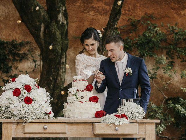 Il matrimonio di Mirco e Eleonora a Tradate, Varese 45