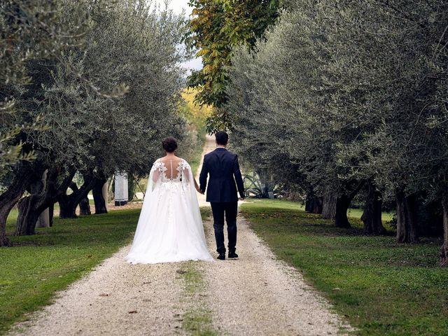 Il matrimonio di Claudia e Giovanni a Pescara, Pescara 39