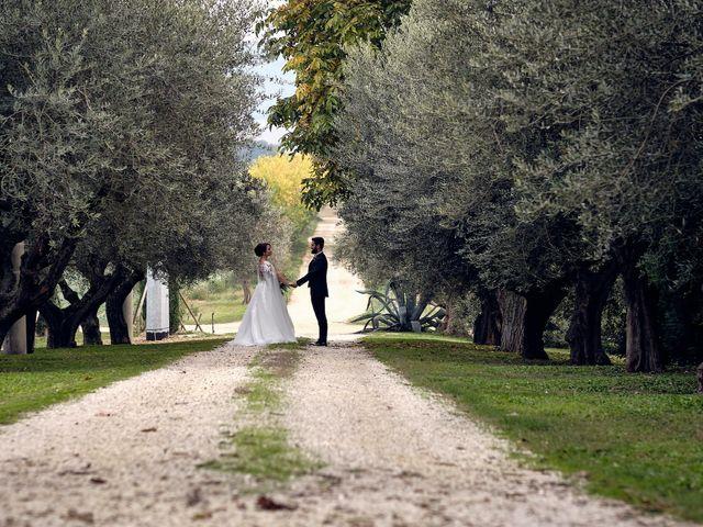 Il matrimonio di Claudia e Giovanni a Pescara, Pescara 40
