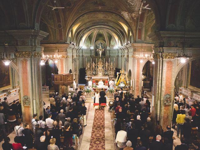 Il matrimonio di Marco e Ombretta a Carmagnola, Torino 12