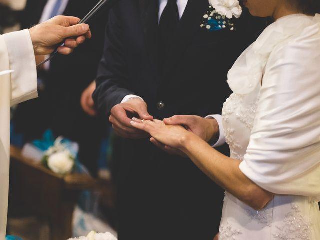 Il matrimonio di Marco e Ombretta a Carmagnola, Torino 14