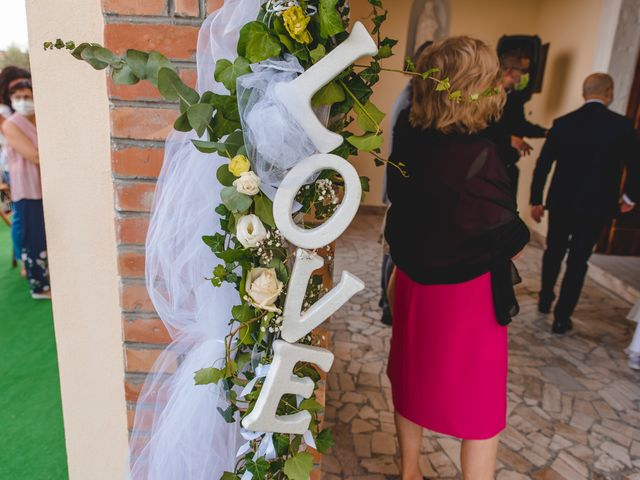Il matrimonio di Berardo e Cinzia a Teramo, Teramo 39