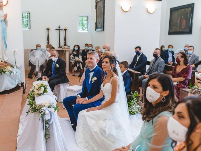 Il matrimonio di Berardo e Cinzia a Teramo, Teramo 43