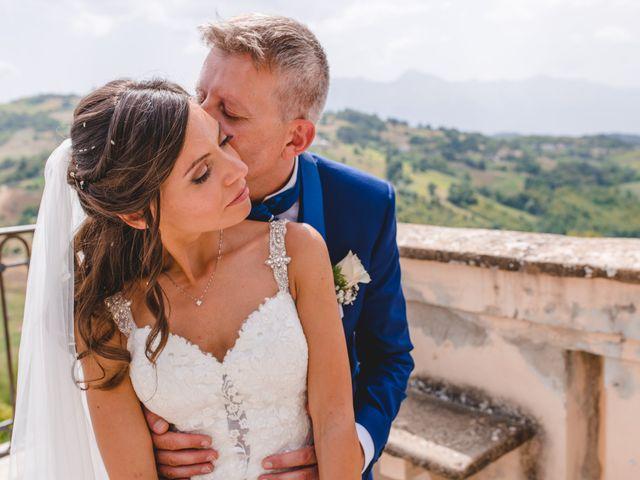 Il matrimonio di Berardo e Cinzia a Teramo, Teramo 53