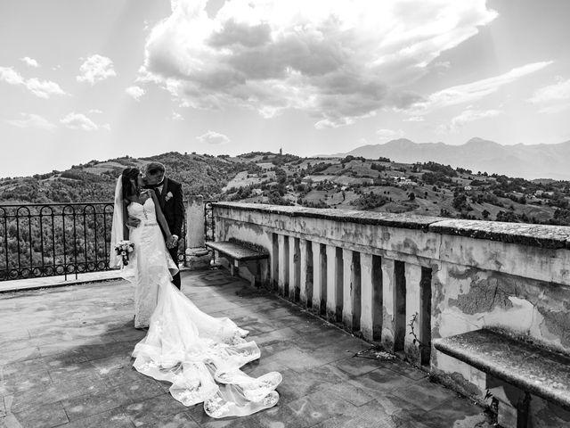 Il matrimonio di Berardo e Cinzia a Teramo, Teramo 54