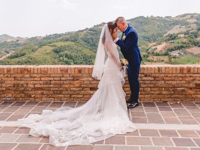 Il matrimonio di Berardo e Cinzia a Teramo, Teramo 55