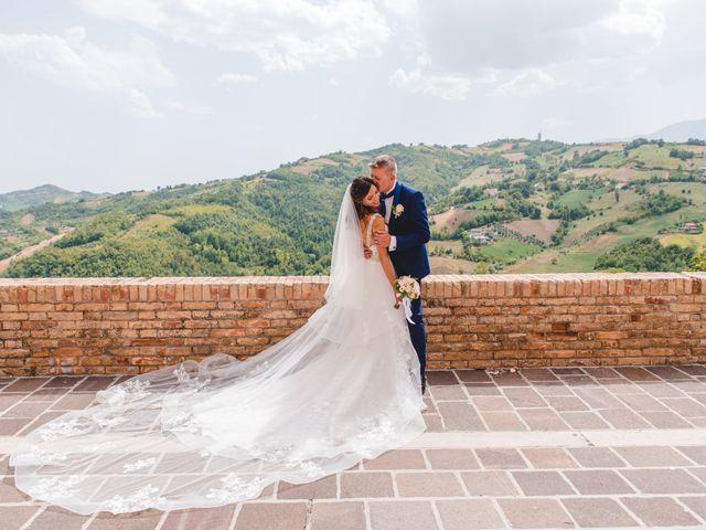 Il matrimonio di Berardo e Cinzia a Teramo, Teramo 57