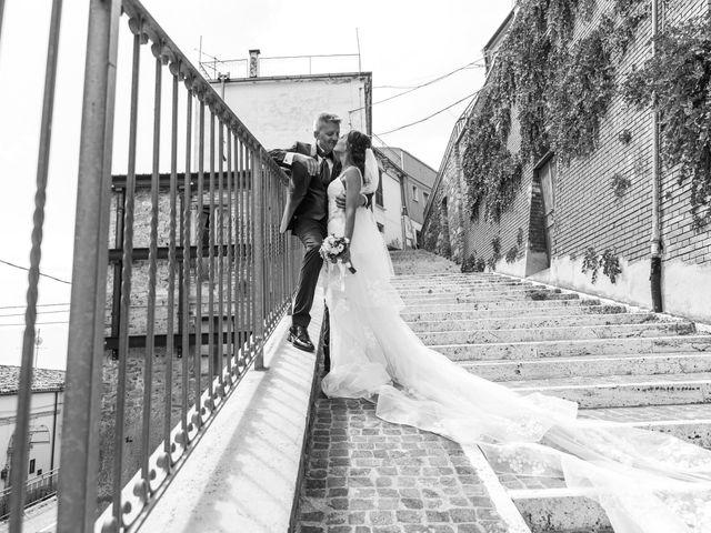 Il matrimonio di Berardo e Cinzia a Teramo, Teramo 59