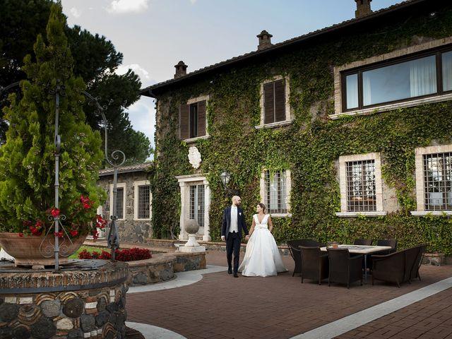 Il matrimonio di Claudia e Pierpaolo a Bracciano, Roma 18