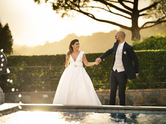 Il matrimonio di Claudia e Pierpaolo a Bracciano, Roma 25