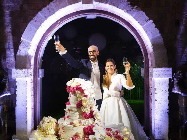 Il matrimonio di Claudia e Pierpaolo a Bracciano, Roma 33