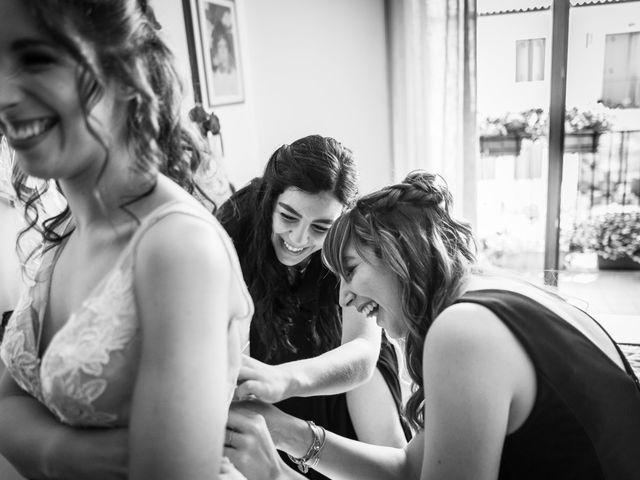 Il matrimonio di Loris e Ilaria a Santa Lucia di Piave, Treviso 10