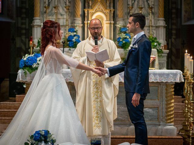 Il matrimonio di Loris e Ilaria a Santa Lucia di Piave, Treviso 17